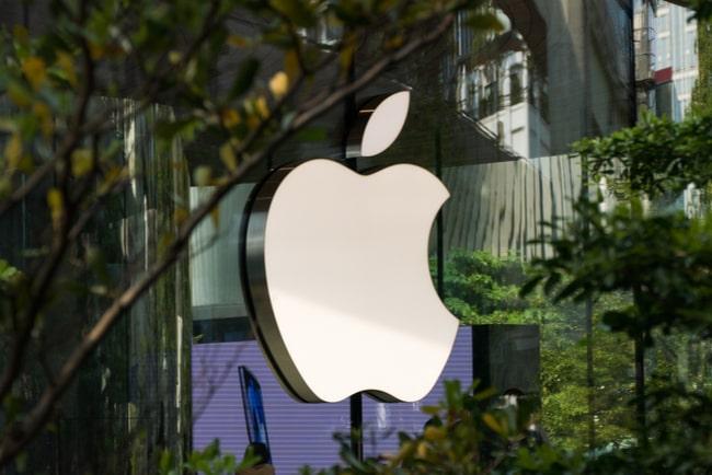 apples logga mot