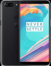 OnePlus 5T Svart