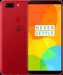 OnePlus 5T Röd