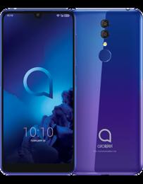 Alcatel 3 Blå