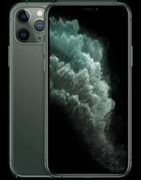 Apple iPhone 11 Pro Midnattsgrön