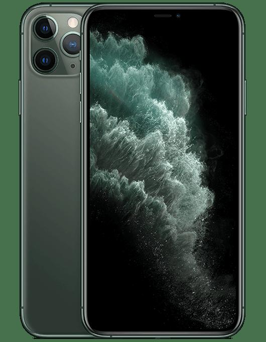 Apple iPhone 11 Pro Max Midnattsgrön