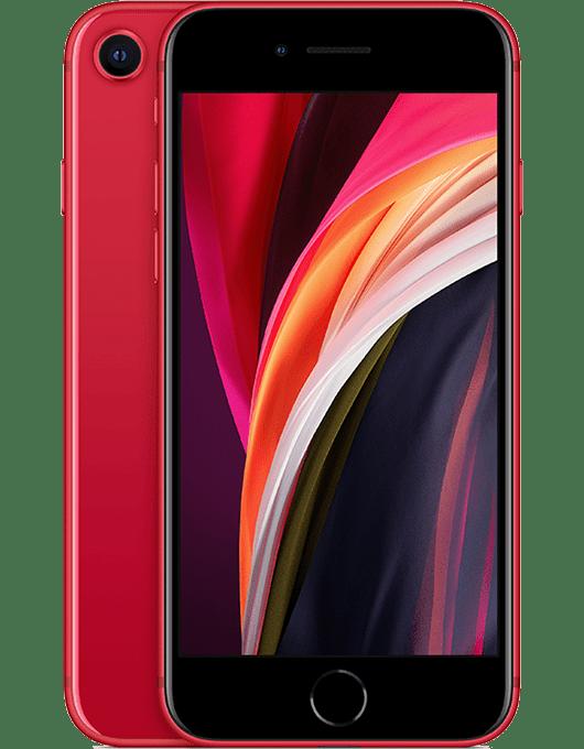 Apple iPhone SE 2 Röd