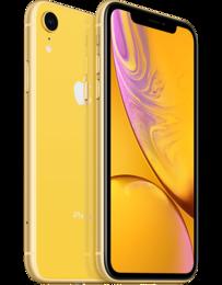 Apple iPhone XR Gul
