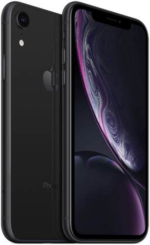 Apple iPhone XR Svart
