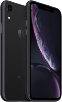 Apple iPhone XR Svart