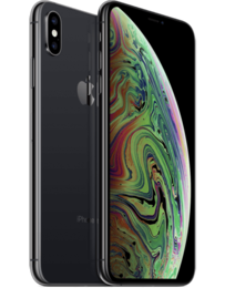 Apple iPhone XS Max Rymdgrå