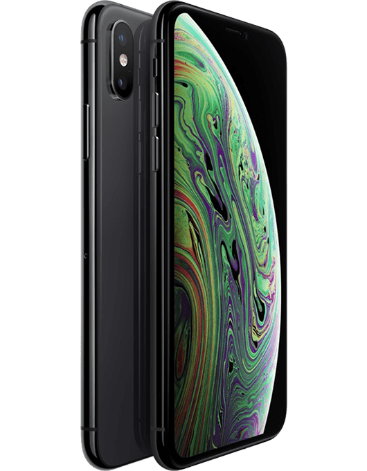 Apple iPhone XS Rymdgrå