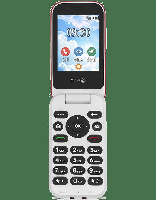 Doro 7031 Röd