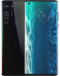 Motorola Edge Svart