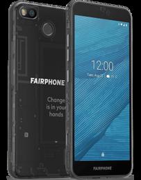 Fairphone 3 Svart