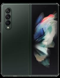 Samsung Galaxy Z Fold3 5G Grön