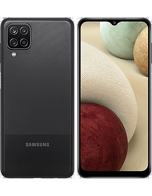 Samsung Galaxy A12 Svart