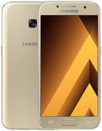 Samsung Galaxy A3 Guld