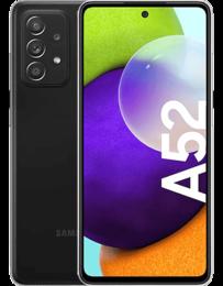 Samsung Galaxy A52 5G Svart