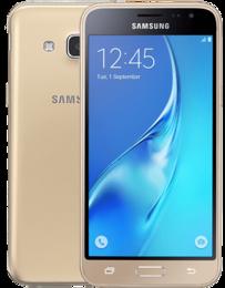 Samsung Galaxy J3 Guld