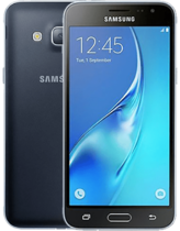 Samsung Galaxy J3 Svart