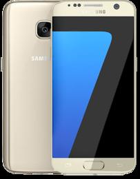 Samsung Galaxy S7 Guld