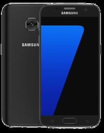 Samsung Galaxy S7 Svart