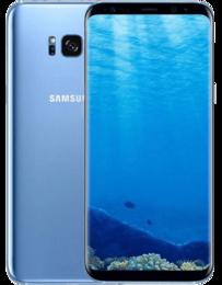 Samsung Galaxy S8 Plus Blå