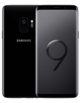 Samsung Galaxy S9 Svart