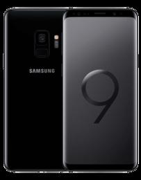 Samsung Galaxy S9 Plus Svart