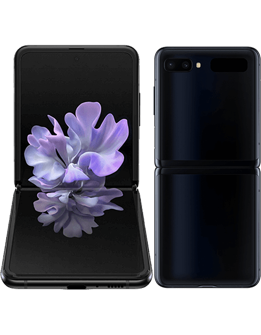 Samsung Galaxy Z Flip Svart