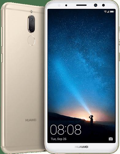 Huawei Mate 10 Lite Guld