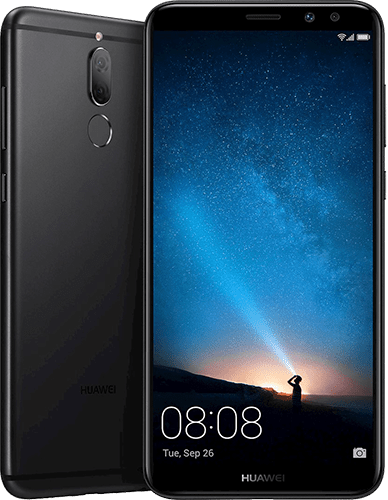 Huawei Mate 10 Lite Svart