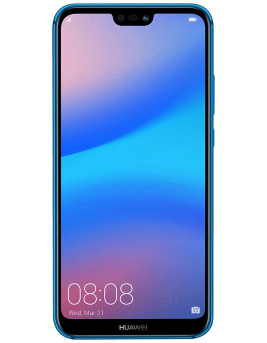 Huawei P20 Lite Blå
