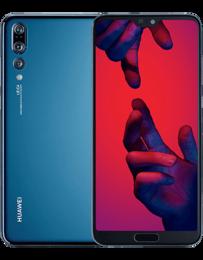 Huawei P20 Pro Midnattsblå