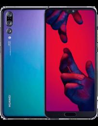 Huawei P20 Pro Skymning