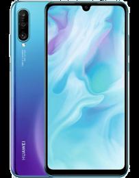 Huawei P30 Lite Påfågelsblå