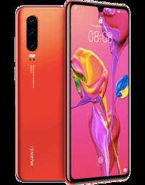 Huawei P30 Soluppgång