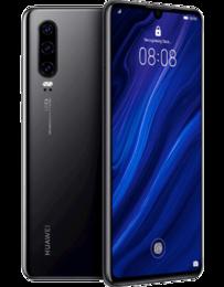 Huawei P30 Svart