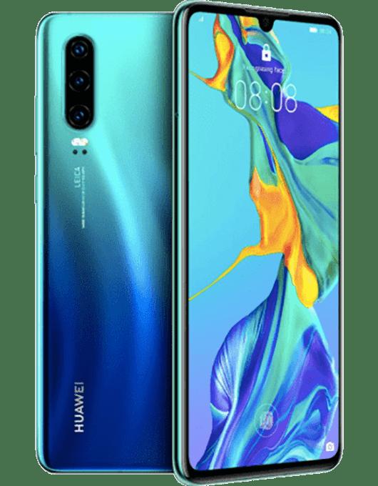 Huawei P30 Norrsken