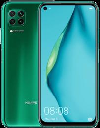 Huawei P40 Lite Grön