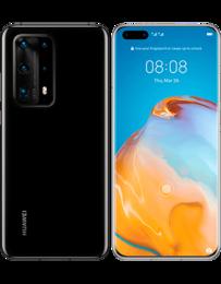 Huawei P40 Pro Plus Svart