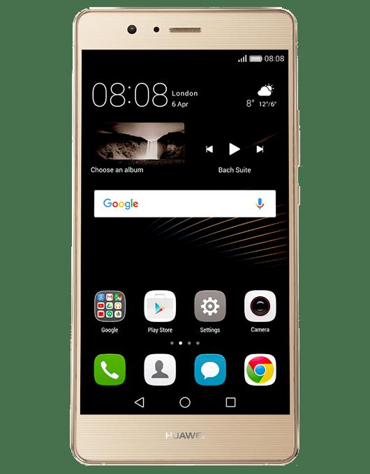 Huawei P9 Lite Guld