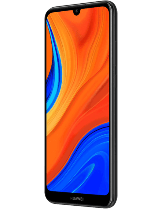 Huawei Y6S Svart