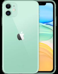 Apple iPhone 11 Grön