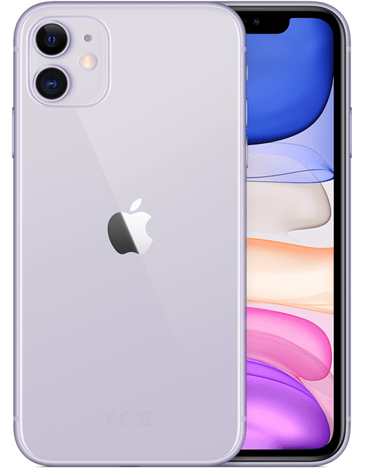 Apple iPhone 11 Lila