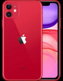 Apple iPhone 11 Röd