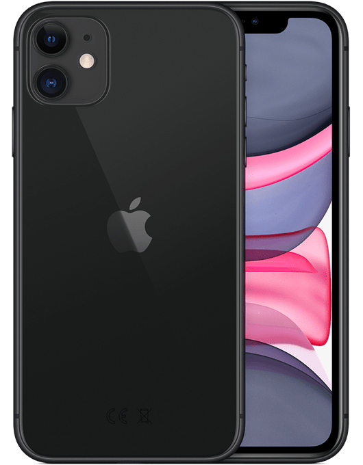 Apple iPhone 11 Svart