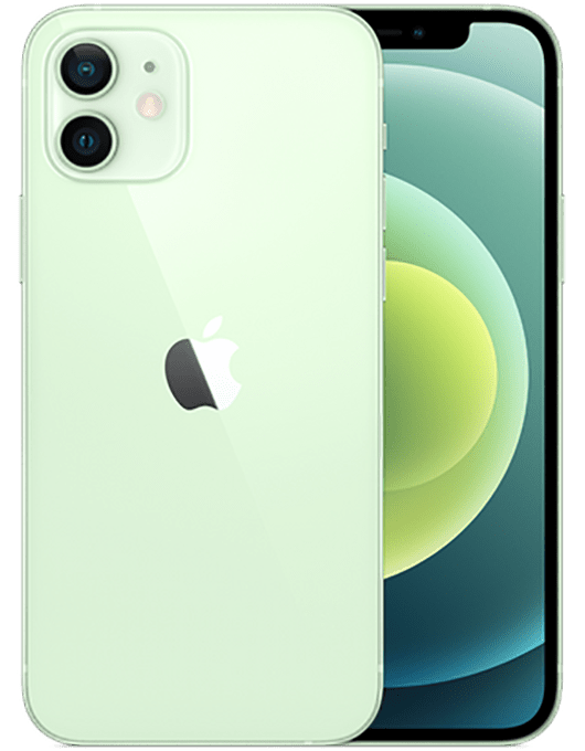 Apple iPhone 12 Grön