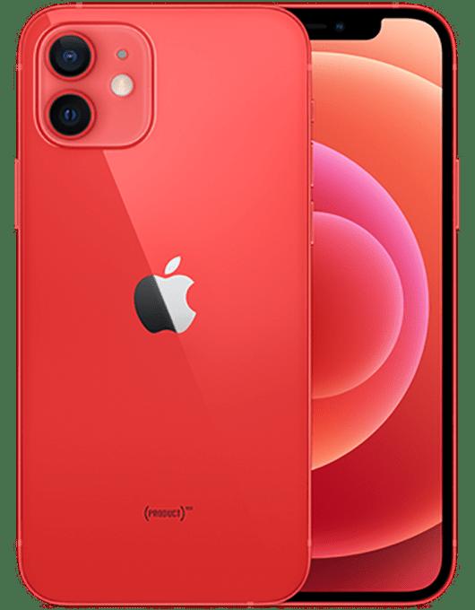 Apple iPhone 12 Röd