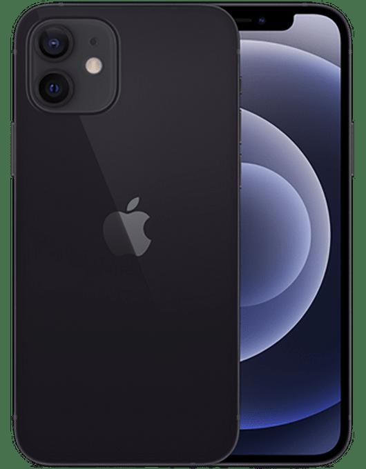 Apple iPhone 12 Svart
