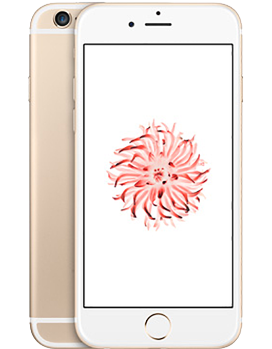 Apple iPhone 6 Rosa guld