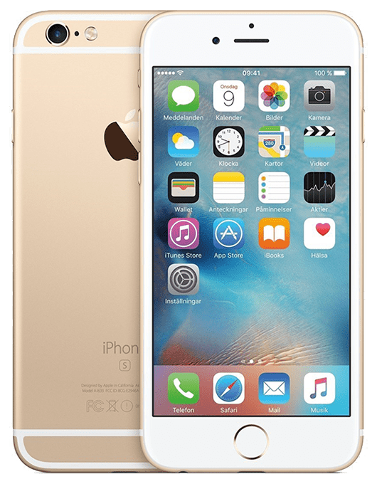 Apple iPhone 6S Guld
