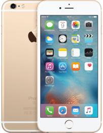 Apple iPhone 6S Plus Guld